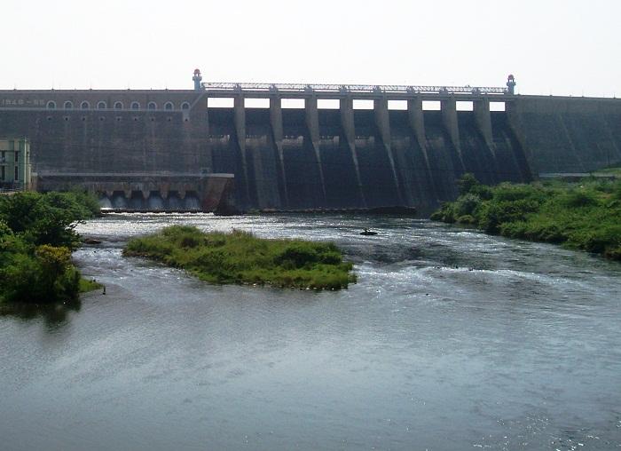 ஈரோடு : பவானிசாகா் அணை நிலவரம்.