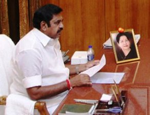 காவிரி தண்ணீரை உடனடியாக திறக்க கோரி கர்நாடக முதல்வருக்கு, முதலமைச்சர் பழனிசாமி கடிதம்
