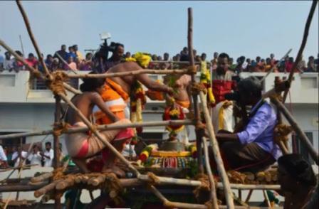 ராமநாதபுரம் வெளிபட்டிணம் பாலசுப்பிரமணியசுவாமி கோவில் கும்பாபிஷேக விழா
