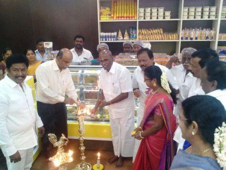 ராமநாதபுரத்தில் வேலுமாணிக்கம் உணவு பூங்கா திறப்பு விழா