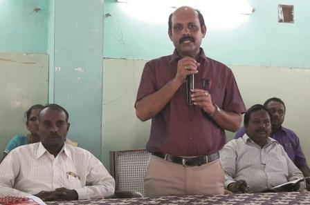 நாமக்கல்லில் கூட்டுறவு பணியாளர்களுக்கு காசநோய் விழிப்புணர்வு கருத்தரங்கம்