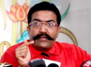 பின்னலாடைத்துறை 2020-ல் 62 மில்லியன் வேலைவாய்ப்பு தரும் :  மத்திய அமைச்சர் கிரி ராஜ் சிங் திருப்பூரில் பேட்டி