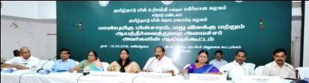 தமிழ்நாட்டில் எப்பொழுதுமே இனி மின்வெட்டு இருக்காது : அமைச்சர் தங்கமணி உறுதி