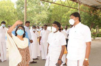 பெரம்பலூருக்கு 27ம்தேதி முதலமைச்சர் வருகை : முன்னேற்பாட்டு பணிகள் தீவிரம்